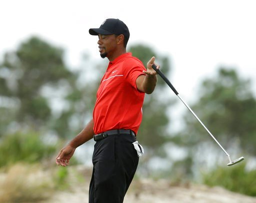 Golfer Tiger Woods arrested on DUI charges in Jupiter