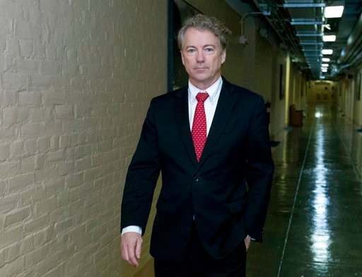 Senate stumbles into shutdown, as Rand Paul blocks vote